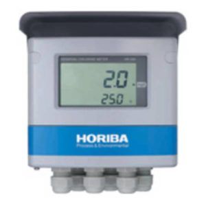 工業用水質計 H-1シリーズ 残留塩素計の写真